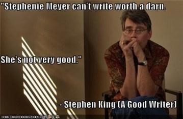 Steven King Meme