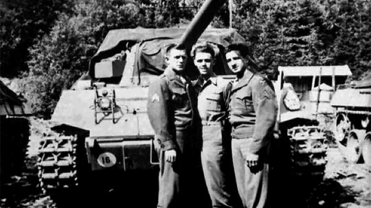 Mexican American Servicemen