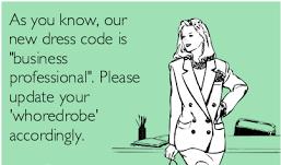 Dress Code Meme