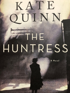 The Huntress Novel