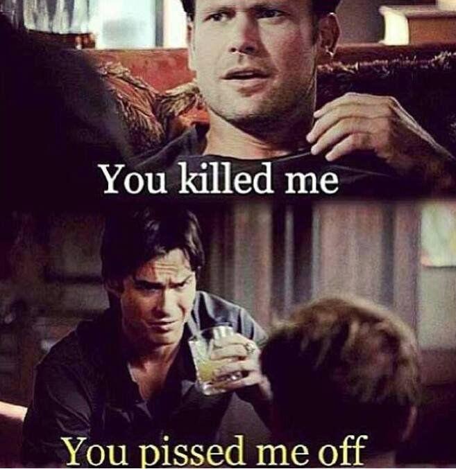 Killing the Vampire meme