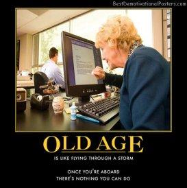 Old Age meme