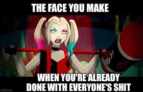 Harley Quinn meme