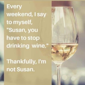 Susan wine meme